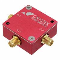 Crystek Corporation - CRBSCS-01-125.000 - OSC RF 125.0000MHZ SNWV MODULE