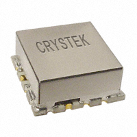 Crystek Corporation - CVCO55CC-0860-0960 - OSC CRO 0860-0960 MHZ SMD .5X.5""