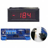 C-TON Industries - DK194 - PROCESS METER 4-20MA LCD PNL MT
