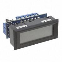 C-TON Industries - DK196P - PROCESS METER/VOLTMETER 0-10VDC