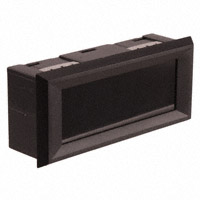 C-TON Industries - DK573 - VOLTMETER 20VDC LCD PANEL MOUNT