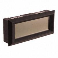 C-TON Industries - DK711 - VOLTMETER 2VDC LCD PANEL MOUNT