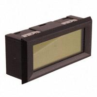 C-TON Industries - DK742 - VOLTMETER 2VDC LCD PANEL MOUNT