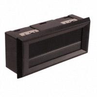 C-TON Industries - DK763 - VOLTMETER 20VDC LCD PANEL MOUNT