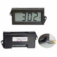 C-TON Industries - DK802A - VOLTMETER 2VDC LCD PANEL MOUNT