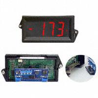 C-TON Industries - DK857B - PROCESS METER 4-20MA LCD PNL MT