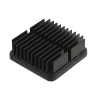 CTS Thermal Management Products - APF19-19-06CB/A01 - HEATSINK FORGED W/ADHESIVE TAPE