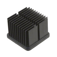 CTS Thermal Management Products - APF19-19-13CB/A01 - HEATSINK FORGED W/ADHESIVE TAPE