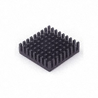 "CTS Thermal Management Products - BDN12-3CB/A01 - HEATSINK CPU W/ADHESIVE 1.21""SQ"