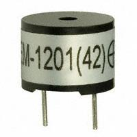 CUI Inc. - CEM-1201(42) - AUDIO MAGNETIC XDCR 1-2V TH
