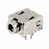CUI Inc. - SJ-435107 - CONN JACK 4COND 3.5MM R/A