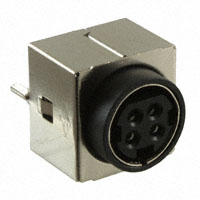 CUI Inc. - PD-40VS - POWER DIN 4PIN VERT SHIELD PCB
