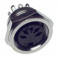 CUI Inc. - SD-50LS - CONN DIN RECPT LOCKING PNL MT 5P