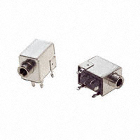 CUI Inc. - SJ1-3534NS - CONN JACK STEREO 3.5MM R/A