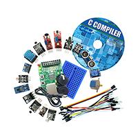Custom Computer Services Inc. (CCS) - S-205-BK - SENSORS EXPLORER KIT WITH EMBEDD