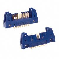 CW Industries - CWN-350-16-0000 - CONN HDR 16 PIN GOLD VERT PCB