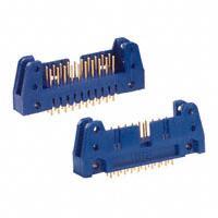 CW Industries - CWN-350-20-0000 - CONN HDR 20 PIN GOLD VERT PCB