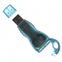 Maxim Integrated - DS9490B# - IC IBTN HOLDER USB SGL F5 W/CAP