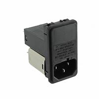 Delta Electronics - 03NB4 - PWR ENT MOD RCPT IEC320-C14 PNL