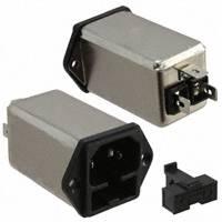 Delta Electronics - 06BEEG3H - PWR ENT MOD RCPT IEC320-C14 PNL