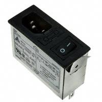 Delta Electronics - 06AR2 - PWR ENT MOD RCPT IEC320-C14 PNL