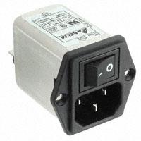 Delta Electronics - 06BEEG3G-R - PWR ENT MOD RCPT IEC320-C14 PNL