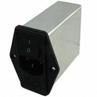 Delta Electronics - 06EK3 - PWR ENT MOD RCPT IEC320-C14 PNL
