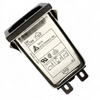 Delta Electronics - 06GENG3E-R(H) - PWR ENT RCPT IEC320-C14 PANEL QC