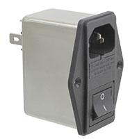 Delta Electronics - 06IB2D - PWR ENT MOD RCPT IEC320-C14 PNL