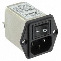 Delta Electronics - 10BEEG3GM-R - PWR ENT MOD RCPT IEC320-C14 PNL