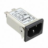 Delta Electronics - 10GENG3EM(H) - PWR ENT RCPT IEC320-C14 PANEL QC