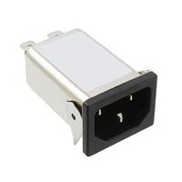 Delta Electronics - 10GENG3E-R(H) - PWR ENT RCPT IEC320-C14 PANEL QC