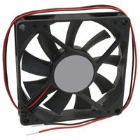 Delta Electronics - AFB0812VHB - FAN AXIAL 80X80X15 MM 12V WIRE