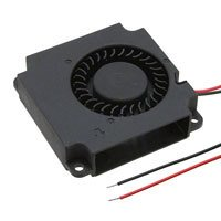 Delta Electronics - BFB0412HHA-A - FAN BLOWER 40X10MM 12VDC WIRE
