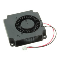 Delta Electronics - BFB0412HHA-A117 - FAN BLOWER 40X10MM 12VDC WIRE