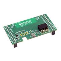 Dialog Semiconductor GmbH - HOMEKTADDONDB - AD-ON-BOARD FOR DA14681 HOMEKIT
