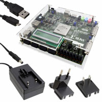 Digilent, Inc. - 410-138P-KIT - BOARD GENESYS FOR VIRTEX-5