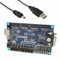 Digilent, Inc. - 410-155P-KIT - BOARD BASYS2 FOR SPARTAN-3E