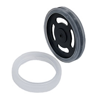 Digilent, Inc. - 240-015 - WHEEL KIT PAIR