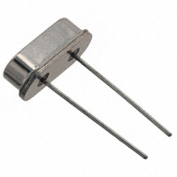 ECS Inc. - ECS-040-20-4X-DU - CRYSTAL 4.0000MHZ 20PF T/H