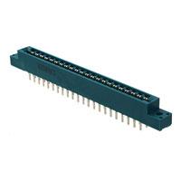 EDAC Inc. - 305-044-520-202 - CONN EDGE DUAL FMALE 44POS 0.156