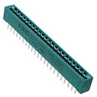 EDAC Inc. - 307-044-520-201 - CONN EDGE DUAL FMALE 44POS 0.156