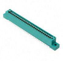 EDAC Inc. - 346-056-520-202 - CONN EDGE DUAL FMALE 56POS 0.125