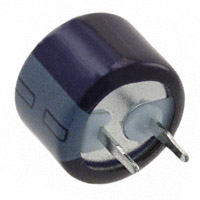 Elna America - DK-6R3D104T - CAP 100MF -20% +80% 6.3V T/H