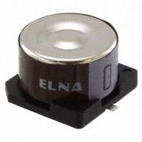Elna America - DVS-3R6D334T-R5 - CAP 330MF 3.6V SURFACE MOUNT