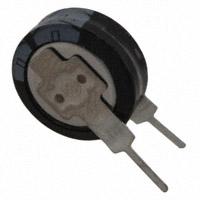 Elna America - DXJ-5R5V104U - CAP 100MF -20% +80% 5.5V T/H