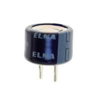 Elna America - DB-5R5D104T - CAP 100MF -20% +80% 5.5V T/H