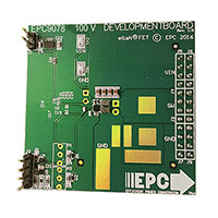 EPC - EPC9078 - BOARD DEV FOR EPC2045 100V EGAN