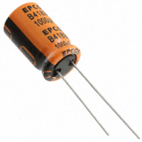 EPCOS (TDK) - B41896C4108M000 - CAP ALUM 1000UF 20% 16V RADIAL