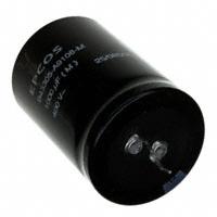 EPCOS (TDK) - B43305A9108M000 - CAP ALUM 1000UF 20% 400V SNAP